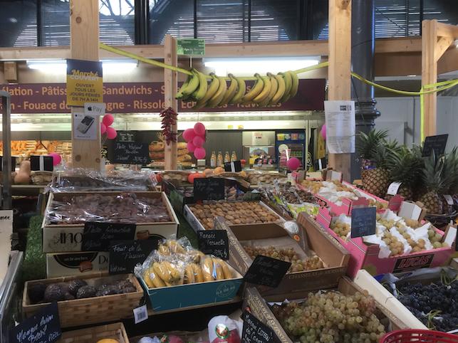 Payez avec Apple Pay chez Yvan & Laetitia Primeurs au marché couvert d'Albi